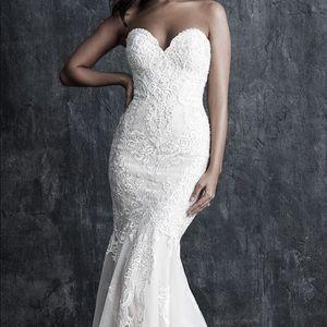 Allure Couture Wedding dress C545